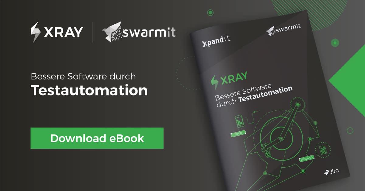 Xray e-Book Testautomation